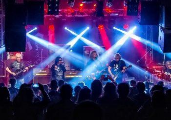 """VooDoo Live in Krakow 6-04-2019 """"Kwadrat"""""""
